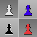 Big Multiplayer Chess Game